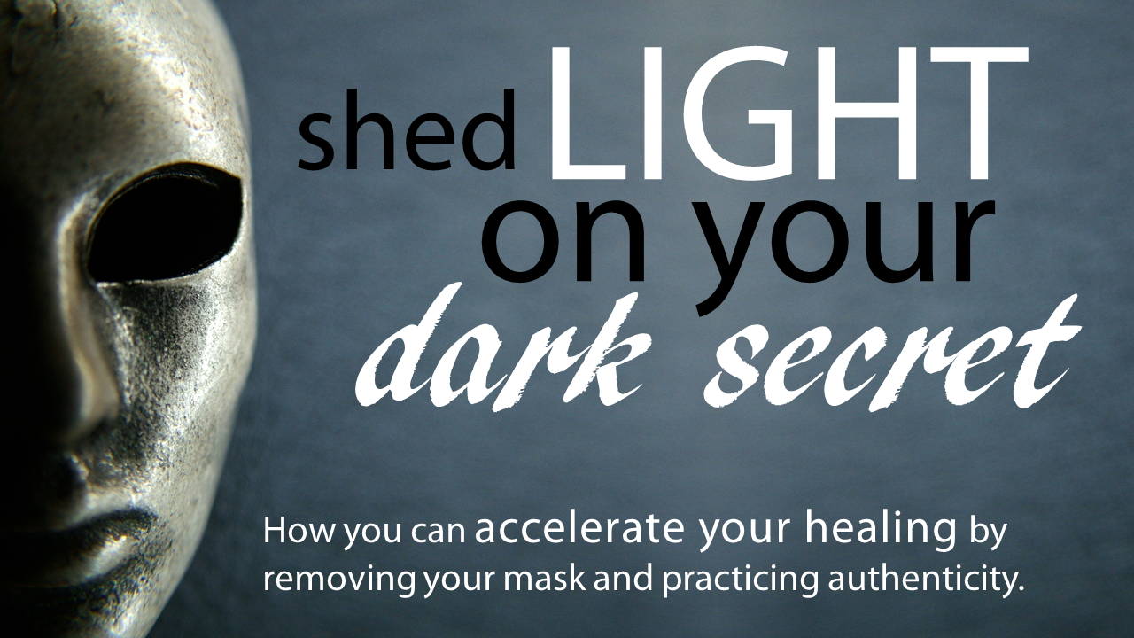 Poster for Kickstart Your Recovery Episode 3: Shed Light on Your Dark Secret